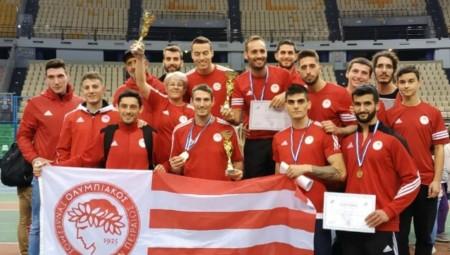Το μεγαλείο του Ολυμπιακού!