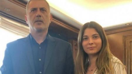 Υποψήφια με τον Γιάννη Μώραλη η Βαρβάρα Σαραντάκου