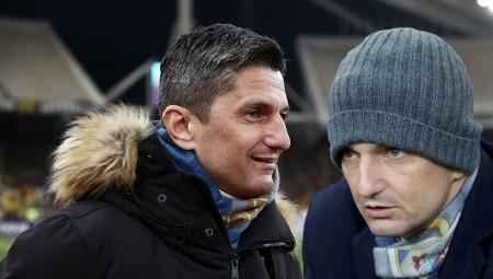 Τα δύο... πρόσωπα του Λουτσέσκου!