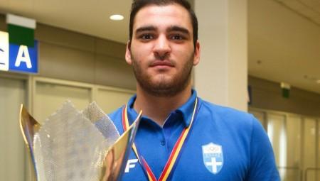 «Περήφανος που είμαι Πρωταθλητής Ευρώπης!»