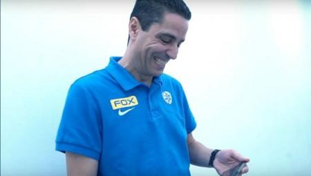 Γενέθλια ο Σφαιρόπουλος, ευχές στα ελληνικά η Μακάμπι (vid)