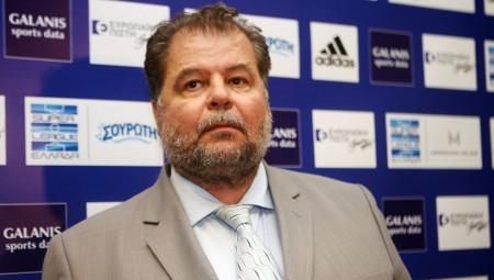 Παραιτήθηκε ο Μπαταγιάννης από τη Superleague