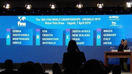Οι αντίπαλοι της Ελλάδας στο Παγκόσμιο πρωτάθλημα