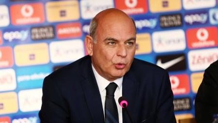 Η FIFA βάζει... καπέλο στον Γραμμένο