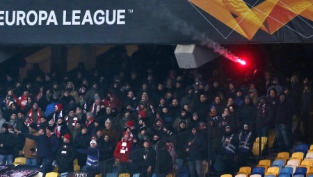 Η UEFA τιμώρησε την Ντιναμό…