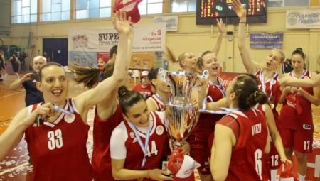 Τα συγχαρητήρια της ΚΑΕ Ολυμπιακός στις νταμπλούχες Ελλάδος! (pic)