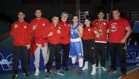 Με 12 αθλητές στο Elite Boxing League!