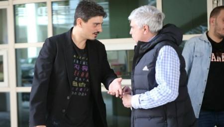 Ο Γιαννακόπουλος εξήγησε τη διαδικασία της κλήρωσης των διαιτητών