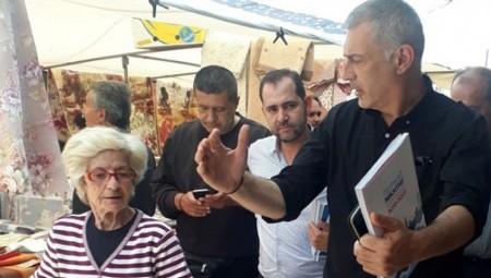 Σε Καλλίπολη και Χατζηκυριάκειο βρέθηκε ο Γιάννης Μώραλης...