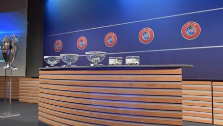 Το μονοπάτι των προκριματικών του UEFA Champions League