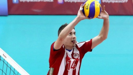 Καλύτερος βολεϊμπολίστας για τη Φινλανδία ο Τερβαπόρτι!
