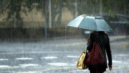 Βροχές με αρκετή ζέστη!