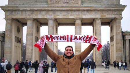 Θρύλος και στο Βερολίνο! (pic)
