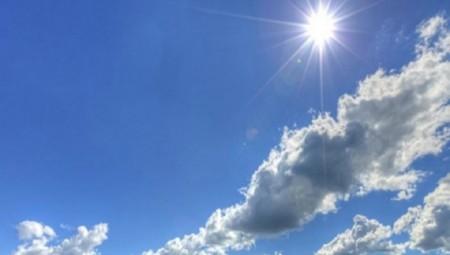Άνοδος της θερμοκρασίας και σήμερα...