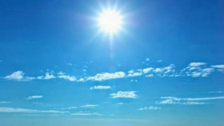 Υψηλές θερμοκρασίες σε όλη τη χώρα...