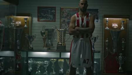 Στον τελικό marketing της Ευρωλίγκας ξανά ο Ολυμπιακός (vid)