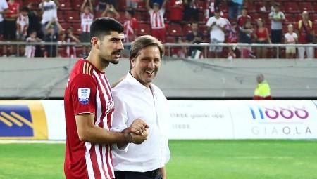Ο «top-class παίκτης» Μπουχαλάκης