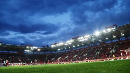 «Τι υπέροχο γήπεδο!» (pic)