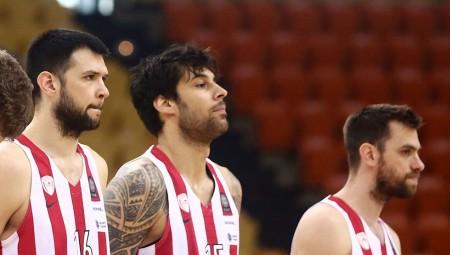 Οι «ερυθρόλευκοι» της Εθνικής μπάσκετ