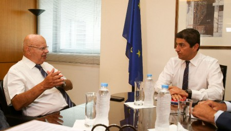 Βασιλακόπουλος: «Ο Ολυμπιακός πρέπει να είναι στην Α1»