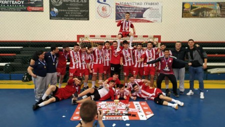 Με Παίδες, Έφηβους και Νέους στα Πανελλήνια Πρωταθλήματα