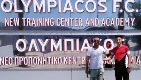 Στον Ολυμπιακό ο Μαθιούδης!