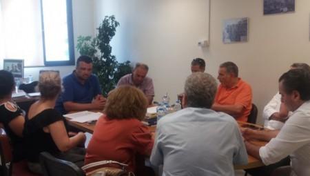 Δήμος Πειραιά: Έκτακτη σύσκεψη του συντονιστικού οργάνου για τον σεισμό
