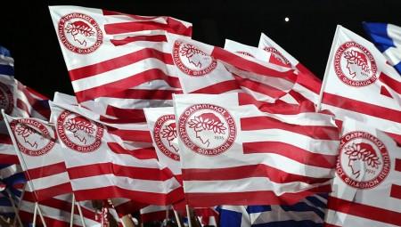 ΠΑΕ Ολυμπιακός: Μέρα αγώνα, με Σα! (pic)