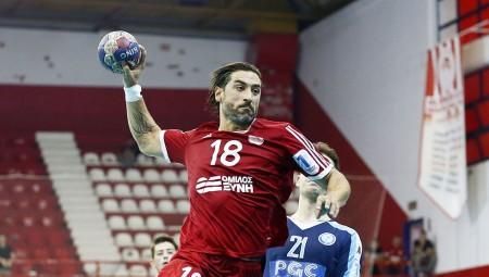Έναρξη στο EHF Cup με Θρύλο! (pic)
