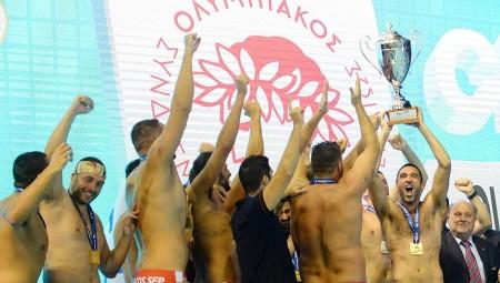 Στο πρώτο γκρουπ ο Ολυμπιακός στο LΕΝ Champions Leauge!