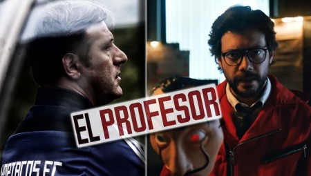 Πέδρο Μαρτίνς: El Profesor!