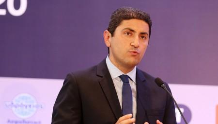 Συνάντηση Αυγενάκη με τον πρόεδρο της UEFA