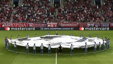 Συγχαρητήρια της UEFA στον Ολυμπιακό