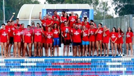 «Ο Ολυμπιακός συνεχίζει να κυριαρχεί στις πισίνες»