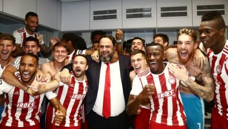 «Πιστεύω σε όλους σας, μεγάλος μας στόχος το πρωτάθλημα»