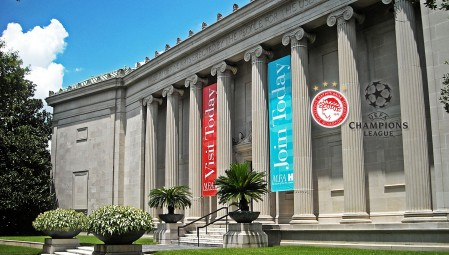 Ο Ολυμπιακός… έργο τέχνης σε μουσείο! (pic)