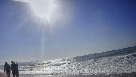 Καλός ο καιρός την Κυριακή με μποφόρ στο Αιγαίο