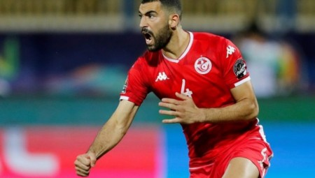Στην εθνική Τυνησίας ο Μεριά!