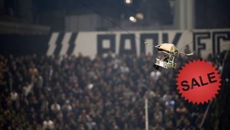 Έκπτωση με τον κωδικό «PAOK Europe 2019»