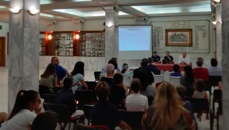 Η πρώτη συνάντηση της Ακαδημίας Ιστιοπλοΐας