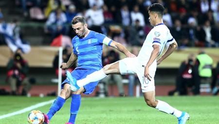Τέταρτος σε συμμετοχές στην ιστορία της Εθνικής ο Τοροσίδης!