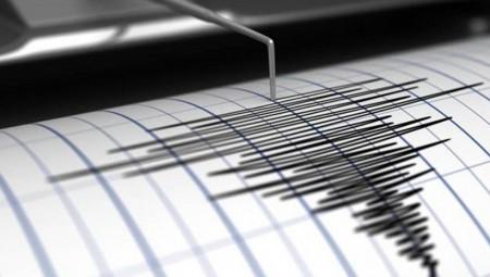 Ισχυρός σεισμός ανοικτά της Κρήτης