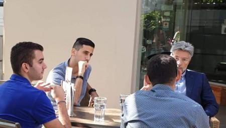 ΑΠΟΚΑΛΥΨΗ: Τι θέλει ο Περέιρα με τους Έλληνες διαιτητές του ντέρμπι;