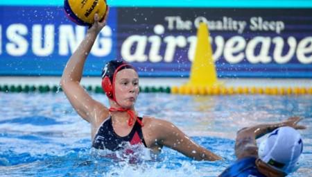 Κίρα Κρίστμας: «Ευγνωμονώ τον Ολυμπιακό για την ευκαιρία»