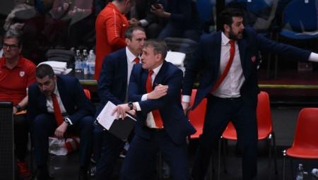 Μία σεζόν στην Ευρωλίγκα ο Κεμζούρα ως head coach (pic)