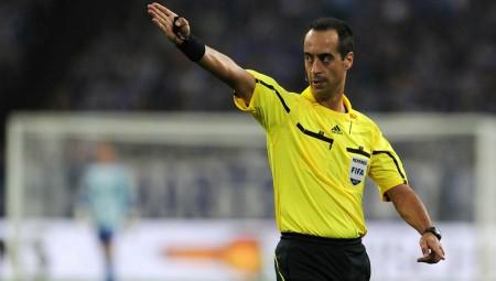 Ο Περέιρα όρισε Πορτογάλο που υποβίβασε η UEFA στο Ολυμπιακός-ΑΕΚ!