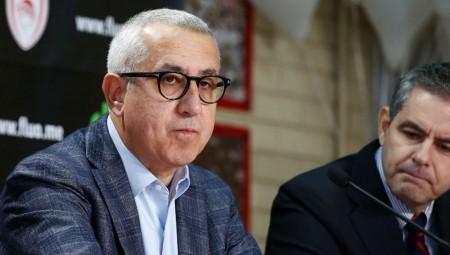 Σταυρόπουλος: «Θα συζητήσει ξανά ο Ολυμπιακός, όταν επαναφέρουν σοβαρούς κανόνες»