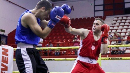 Στη Σπάρτη το Πανελλήνιο πρωτάθλημα Πυγμαχίας