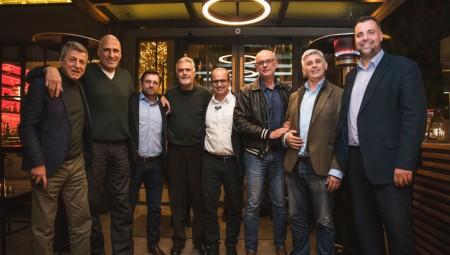 Μια βραδιά με τους Βετεράνους του Ολυμπιακού (pics)