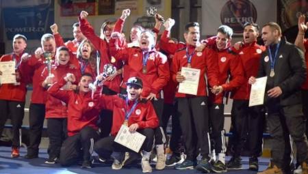 Συγχαρητήρια από την ΠΑΕ για την κούπα στην πυγμαχία! (pic)